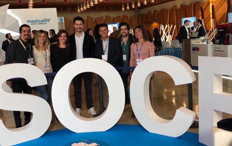 Congreso Nacional de la Sociedad Española de Odontología Digital y Nuevas tecnologías (SOCE) Clínica Cuevas Queipo