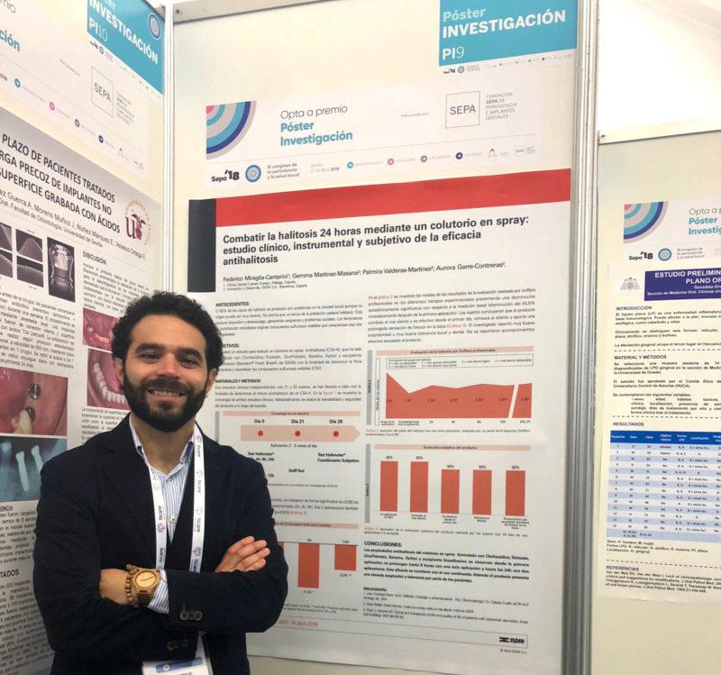 Estudio clínico dr. Miraglia distinguido dentro de los 10 mejores de España.